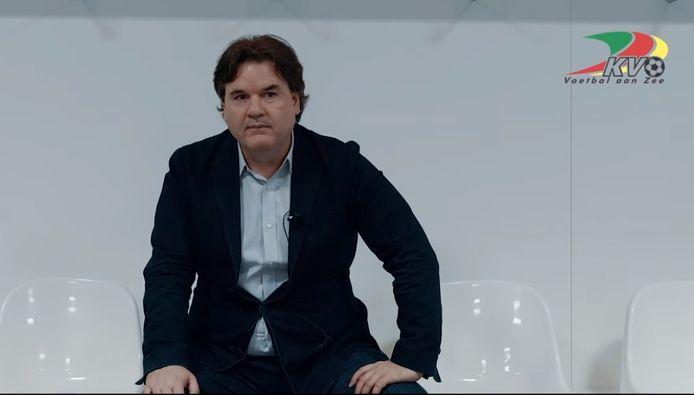 Durfinvesteerder Paul Conway is met zijn Pacific Media Group een van de nieuwe aandeelhouders van FC Den Bosch.