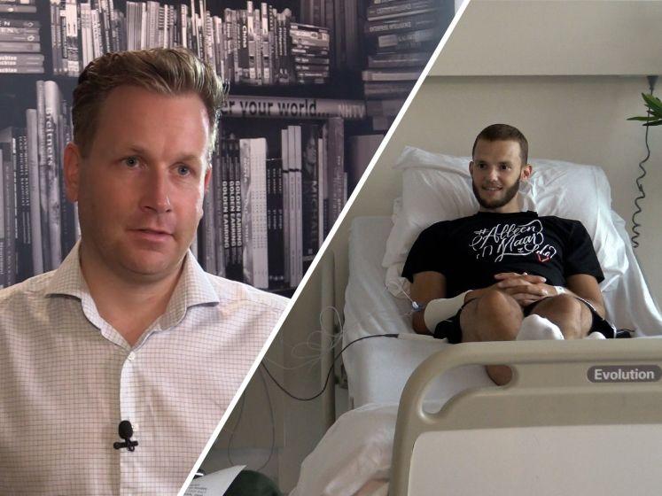 Zieke Sam legt zijn levensverhaal vast in een videoportret: 'Dit kan ik altijd terugkijken als ik hem mis'