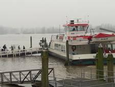 Vergeet dokter Tinus, hoogwater trekt pas toeristen naar Woudrichem