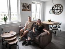 Jonge starters Nick en Ilse kregen voorrang in dit wooncomplex: 'Ik mis het wel om elke dag m'n pa te spreken'