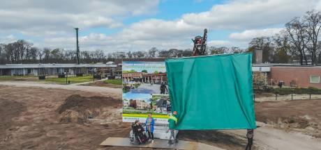 Nieuwbouw Meulenbelt van start: werken aan fundament eerste vleugel