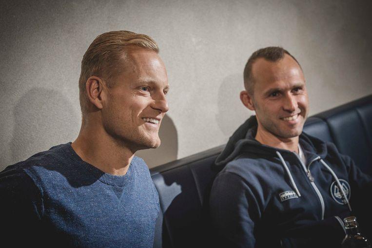 Oud-speler en kapitein bij KRC Genk kon Olivier Deschacht en tal van andere bekende (oud-)voetballers strikken voor het Thomas Buffel Charity Legend Game dat plaatsvindt op het eerste fanweekend van Racing.