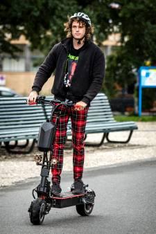 Elektrische step is razend populair, maar hartstikke verboden: 'Die van mij is in beslag genomen'