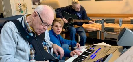 Muzikale therapie verhoogt de levenskwaliteit