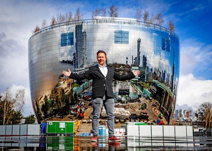 Juri Hoedemakers in de stad waar het voor hem allemaal begon: Rotterdam.