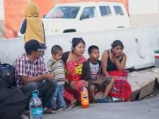 Regering-Biden laat alsnog meer vluchtelingen toe