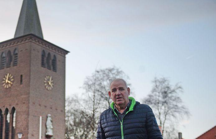 Eddy Kuipers, gefotografeerd op 30 december 2020.