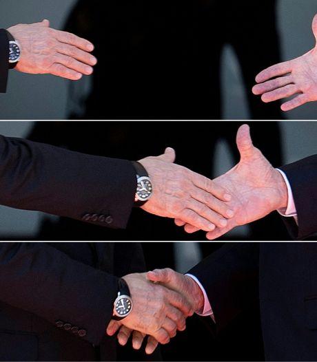 La poignée de main va-t-elle revenir pour de bon?