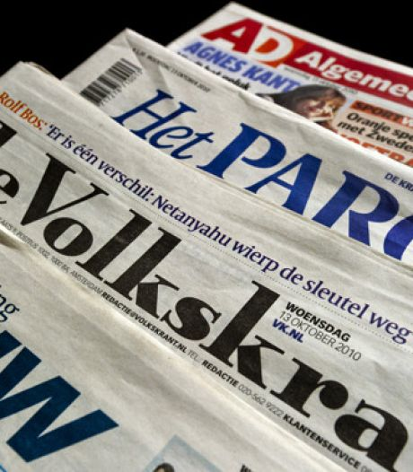 Kranten maken rond 30 april bewaarnummers