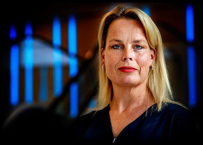 Cindy Kroon, directeur klanten van Nuon.