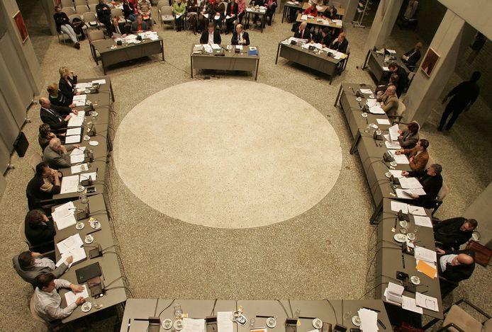 Raadsvergadering in Deurne