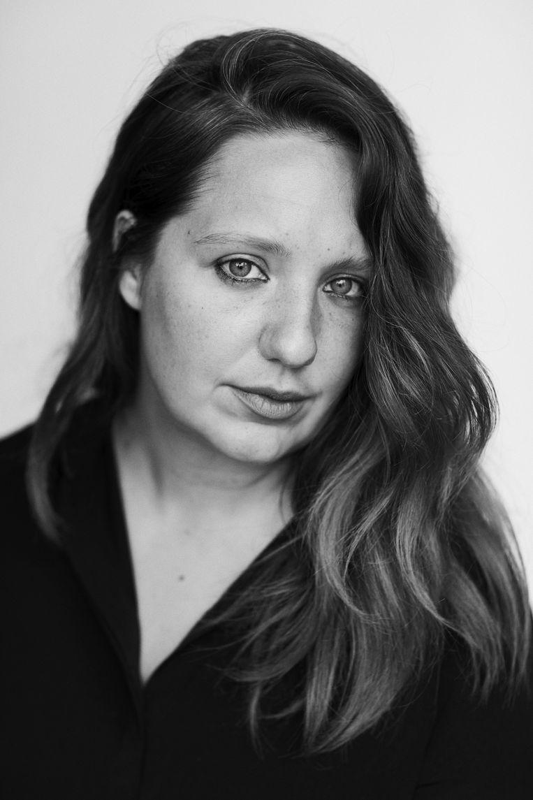 Eva Coolen:  'Voortdurend.' Beeld Das Mag