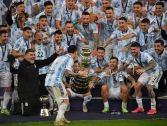 Eindelijk die trofee met Argentinië: indrukwekkende prijzenkast Messi is nu volledig