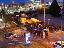 Verdachten uit Udenhout en Berkel-Enschot opgepakt na boerenprotest bij Eindhoven Airport