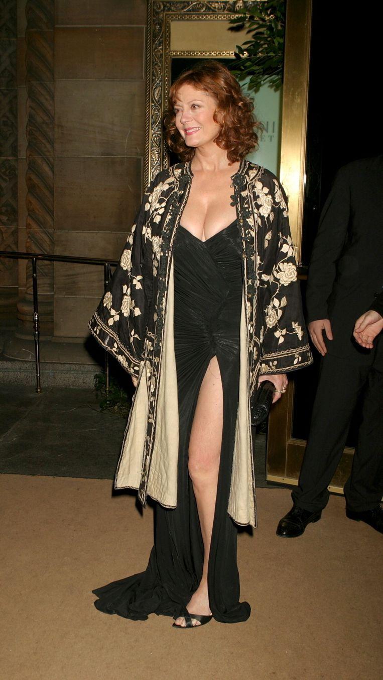 Tijdens het 42ste Annual Ace Awards in New York, in 2004.
