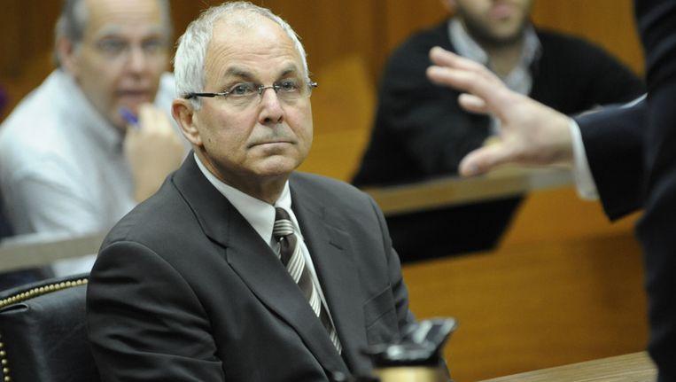 Peter Madoff in april 2009. Beeld AP