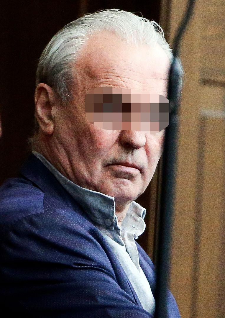 Beschuldigde André Gyselbrecht. Beeld photo_news