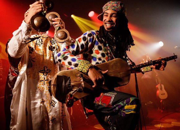 Mehdi Nassouli speelt op 25 mei in CC De Ververij.