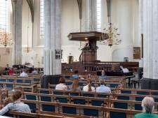 Van 600 naar slechts 30 gelovigen in de kerk: 'Gods werk en plan gaat door'