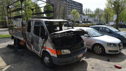 """Voertuig van lokale afdeling Rode Kruis uitgebrand in Sint-Lambrechts-Woluwe: """"Serieuze klap voor onze werking"""""""