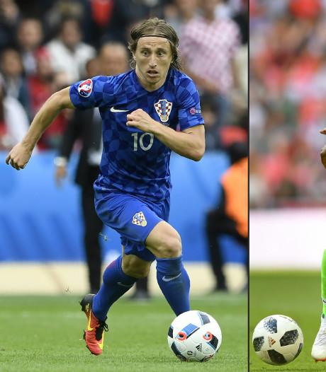 Kroatië moet met blik vol topspelers winnen van Nigeria