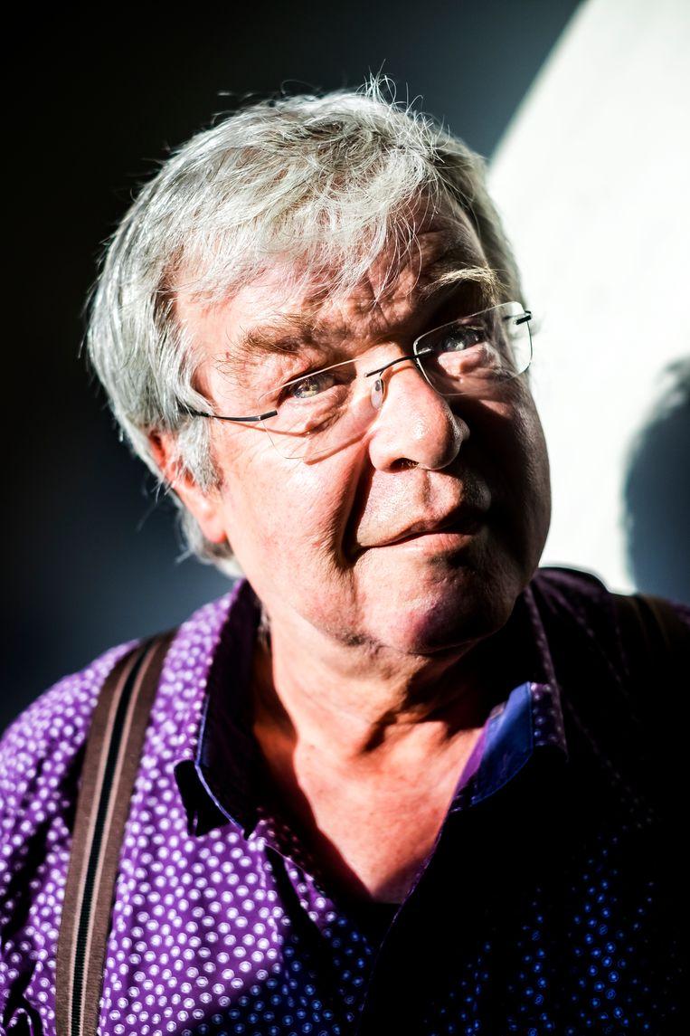 Hugo Matthysen.  Beeld Stefaan Temmerman