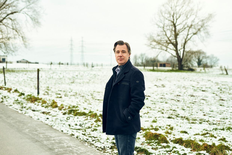 Piet Maes, viroloog en onderzoeker aan het Rega-instituut in Leuven.