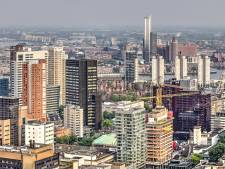 Skyline Rotterdam nog hoger: voor één project moet zelfs een sociaal woonblok wijken