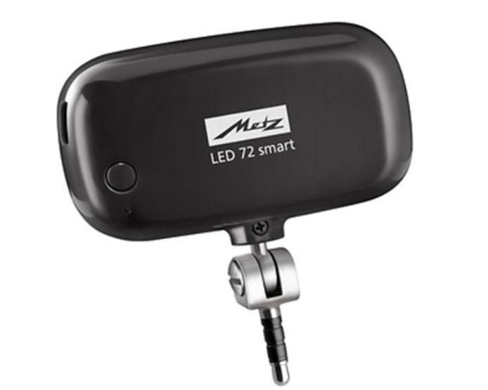 Metz Mecalight LED-72 Smart Black.