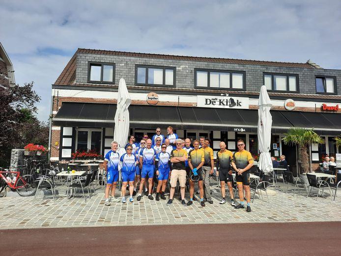 Belgium By Bike en WTC De Klok
