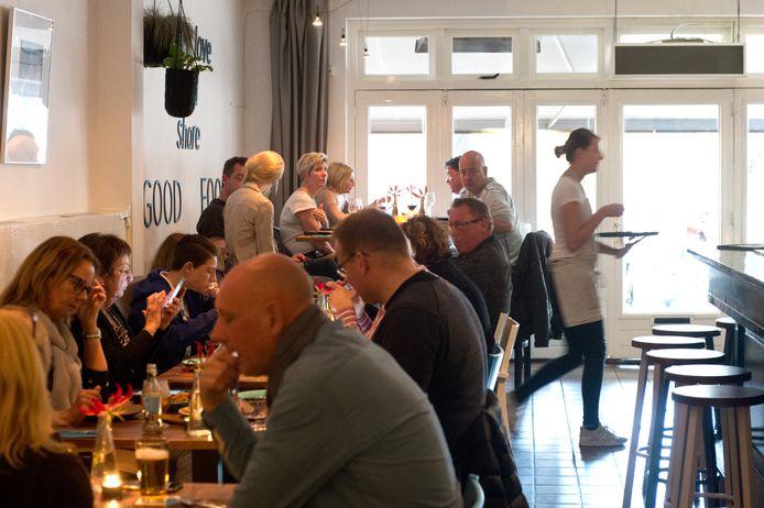 Restaurant Taste van Manon Franse meer dan een jaar geleden.