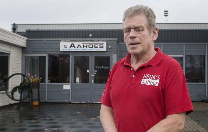 Uitbater Henk Grotenhuis van Aahoes ligt in de clinch met bestuur