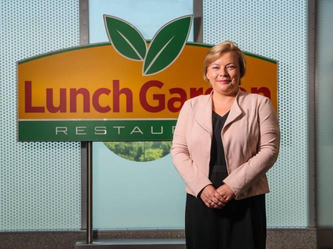 """INTERVIEW. CEO Lunch Garden wil heropening met tal van nieuwigheden vieren: """"Maar wel aan dezelfde scherpe prijs als vroeger"""""""