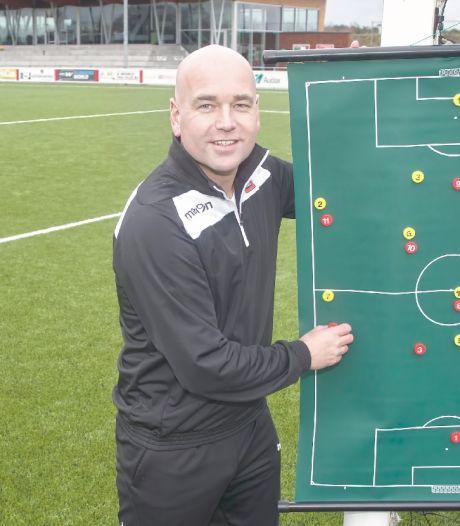 Heefer volgt Van der Heijden op als trainer van Waspik