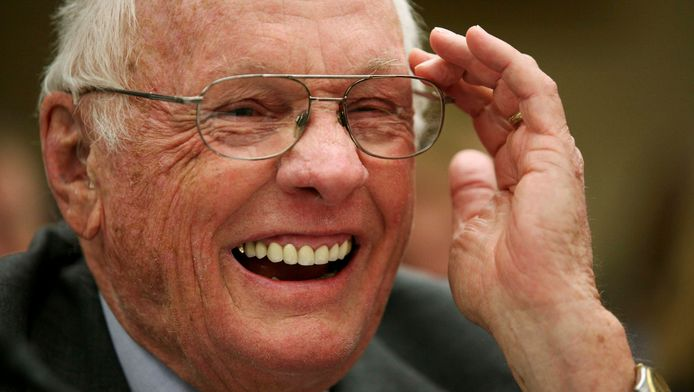 Neil Armstrong in 2011.