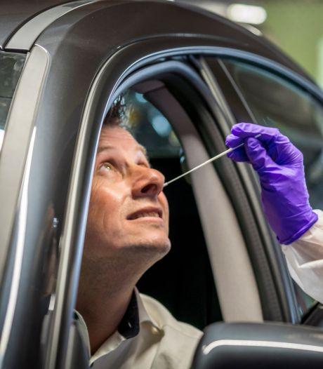 Ruim 8500 nieuwe besmettingen, instroom in ziekenhuizen opnieuw hoog