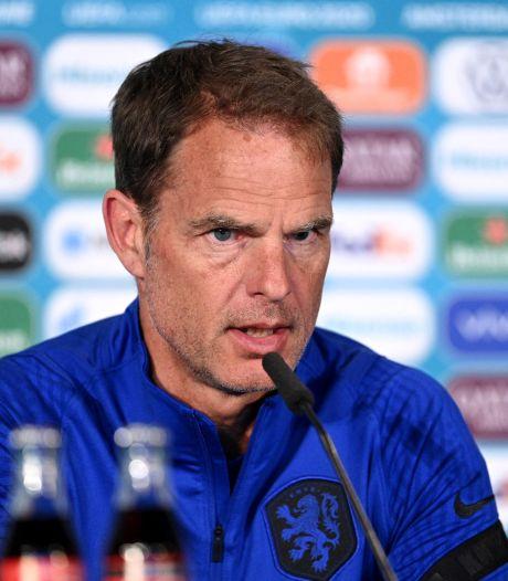 Frank de Boer: 'Situatie Eriksen bracht allemaal herinneringen naar boven in spelersgroep'