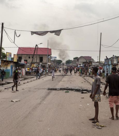 """Deux policiers et un soldat tués à Lubumbashi, situation """"sous contrôle"""""""