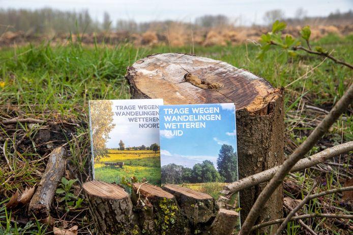 Wetteren heeft twee nieuwe Trage Wegenkaarten klaar.