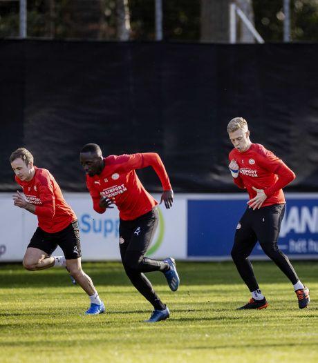 Mario Götze houdt zich voor de kraker tegen Olympiakos vast aan het thuisvoordeel van PSV: 'We zijn hier sterk'