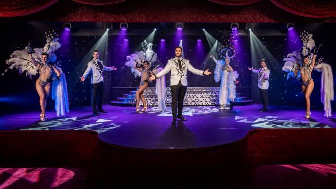 Cabaret Magiq imponeert met spektakelshow in vijfde jubileumjaar