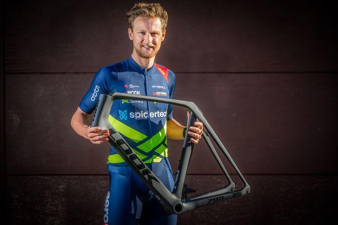 Simon Daniels rijdt met het Circuit de Wallonie zijn eerste koers op Belgische bodem sinds hij voor het Canadese XSpeed United Cycling Team uitkomt.
