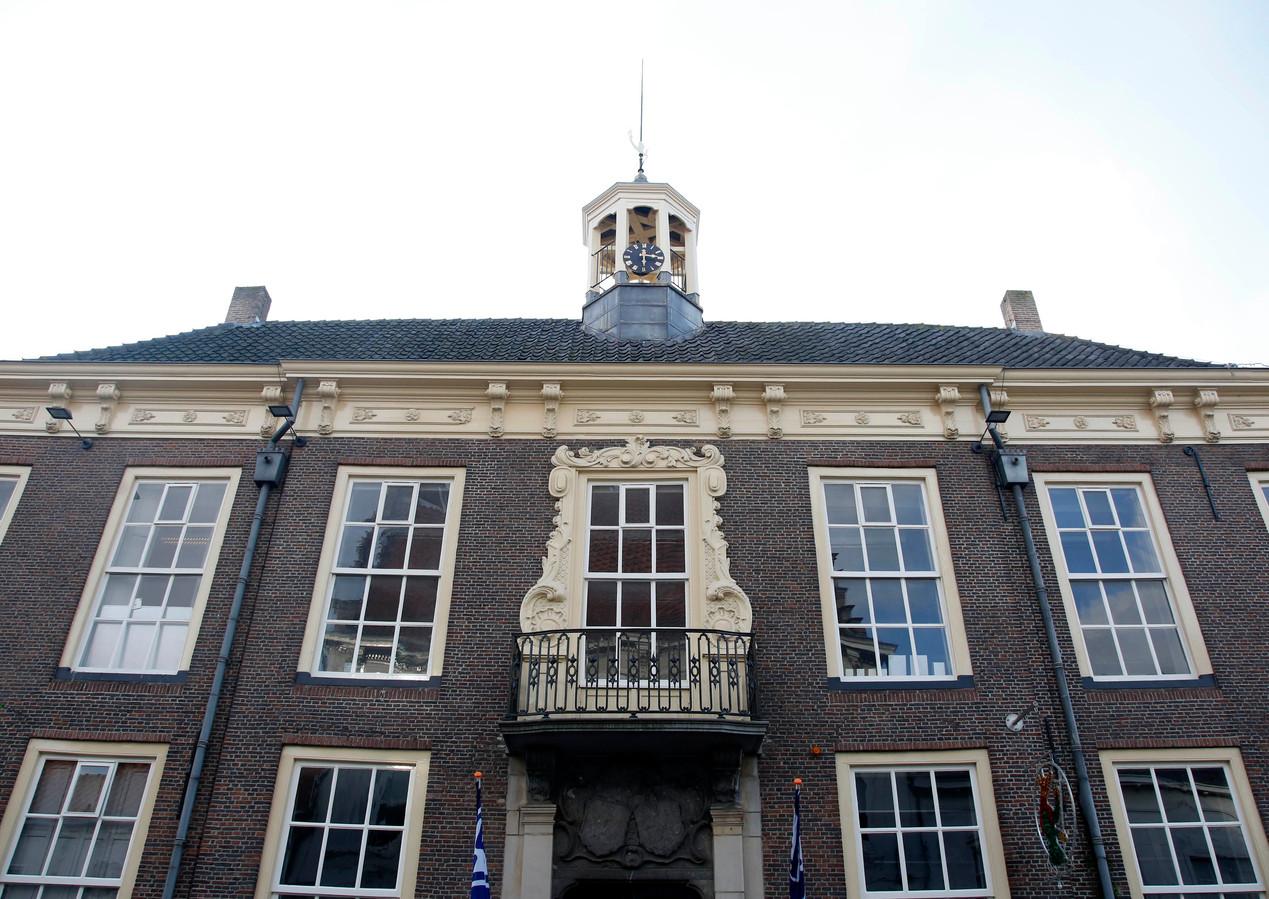 Het 's-Landshuis in de Steenstraat, het nieuwe museum van Hulst.