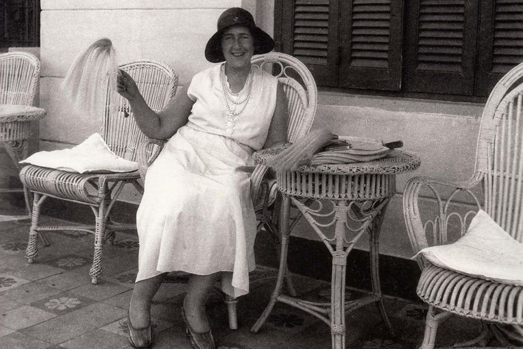 Agatha Christie: The Queen of Crime - Documentary (DEU-2018) - André Schäfer, Anna Steuber - Caption: Agatha Christie Beeld VRT