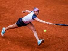 """Elise Mertens a rendez-vous avec Simona Halep: """"C'est un peu comme une joueuse d'échec"""""""