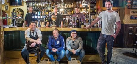 Een beetje vreemd, maar wel heel lekker: Haagse kapsalon van de sportmakkers van Quick