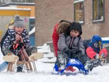 Weer of geen weer: Doorwerthse basisschoolkinderen mogen weer naar school