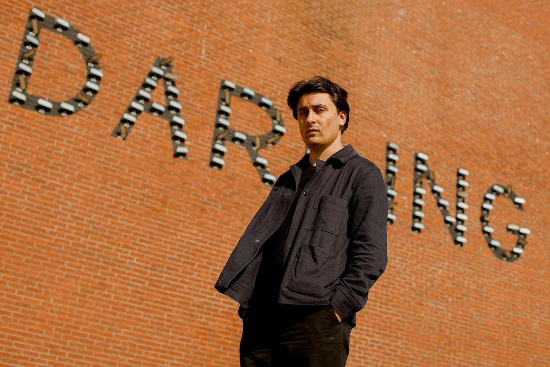 De Belg Anton Jäger doceert over populisme aan de universiteit van Cambridge.