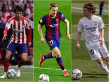 Titelstrijd in Spanje: dit is het programma van Barcelona, Real Madrid en Atlético