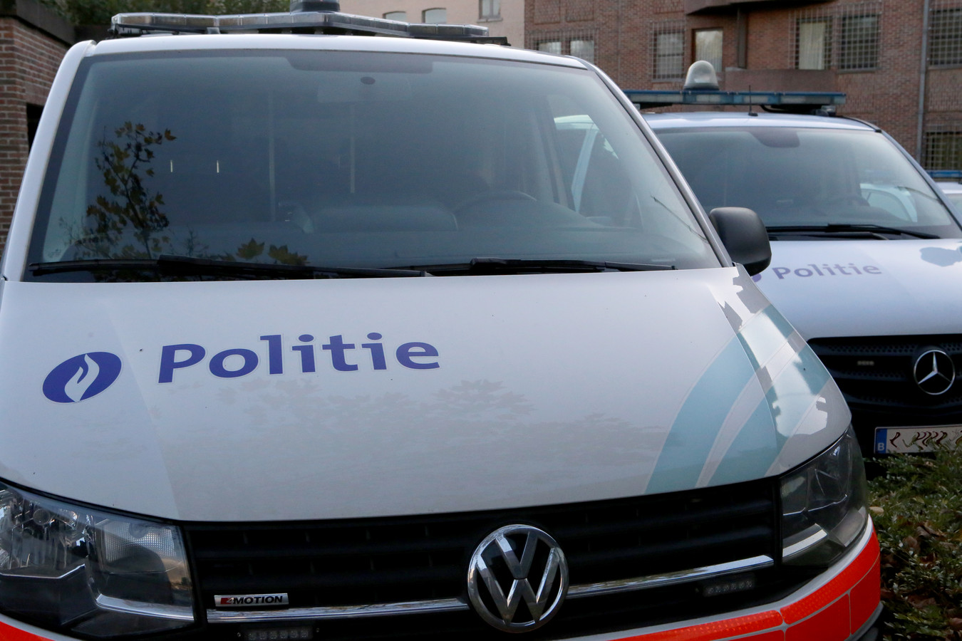 De politie stelt een onderzoek in.